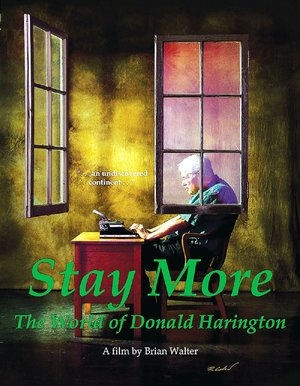 "Brian Walter's documentary ""Stay More: The World of Donald Harington"" was released in November by University of Arkansas Press."