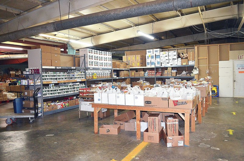 Hardy Organization Provides Neccessities To Families In Need The Community