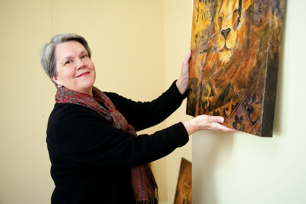myra-shock-has-been-executive-director-of-the-searcy-art-gallery-since-march-in-may-2012-she-retired-after-30-years-as-an-educator-and-librarian-with-central-arkansas-christian-school
