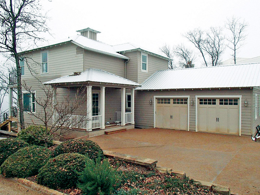 Heber springs model home features energy efficient for Energy efficient house features