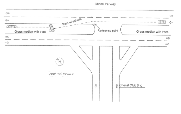 this-diagram-from-a-little-rock-police-department-accident-report-shows-how-a-single-vehicle-wreck-that-killed-a-driver-and-a-passenger-sunday-night-on-chenal-parkway-occurred