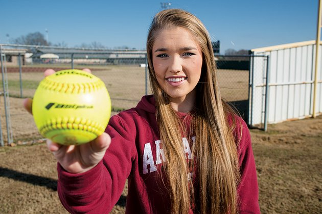 autumn-russell-of-greenbrier-has-signed-to-play-softball-for-the-arkansas-razorbacks