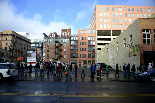 customers-wait-in-line-which-was-more-than-300-deep-by-10-am-on-the-first-day-of-retail-marijuana-sales-at-lodo-wellness-in-denver-on-wednesday-jan-1-2014