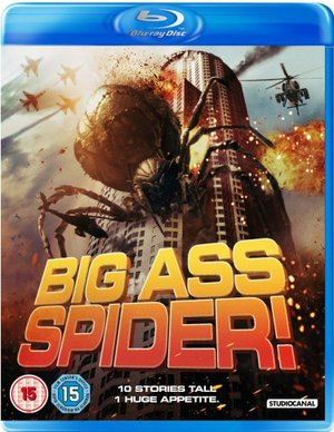 Big Ass Spider! directed by Mike Mendez