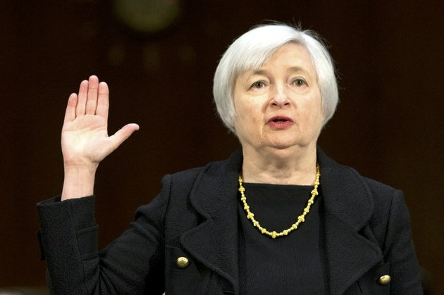 in-this-thursday-nov-14-2013-file-photo-janet-yellen-of-california-president-barack-obamas-nominee-to-become-federal-reserve-board-chairman-is-sworn-in-on-capitol-hill-in-washington-prior-to-testifying-before-the-senate-committee-hearing-on-her-nomination-to-succeed-ben-bernanke