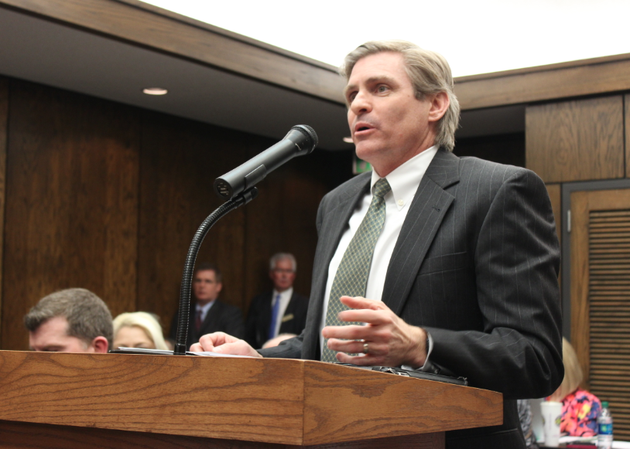 responsive-education-solutions-chief-financial-officer-james-taylor-addresses-the-arkansas-board-of-education-at-its-meeting-friday