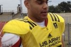 Defensive end Solomon Thomas will be making an official visit to Arkansas on Jan. 24.