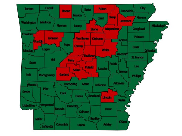 this-map-shows-in-red-the-counties-under-a-burn-ban-tuesday-afternoon