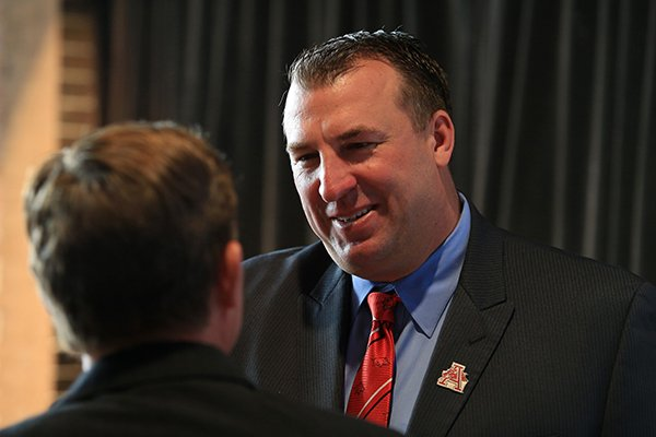 Bret Bielema will announce his second signing class in less than two weeks.