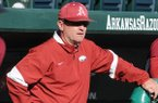 Dave Van Horn is entering his 12th season as the Razorbacks' head coach.