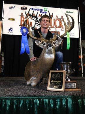 Big Buck Classic Winner