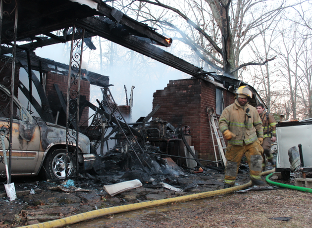firefighters-work-the-scene-of-a-fire-that-gutted-a-home-on-fairfield-drive-outside-sherwood-monday-morning