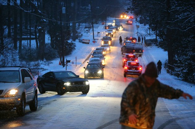 dozens-of-drivers-become-stranded-on-womack-road-as-dropping-temperatures-turn-the-hill-into-a-sheet-of-ice-on-tuesday-night-jan-28-2014-in-dunwoody-ga