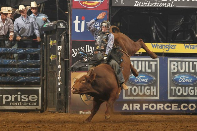 kasey-hayes-holds-on-as-the-bull-rio-grande-tries-to-throw-him-off-hayes-is-part-of-the-professional-bull-riders-velocity-tour-coming-to-verizon-arena-saturday