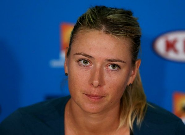 Sharapova to make 'major announcement'
