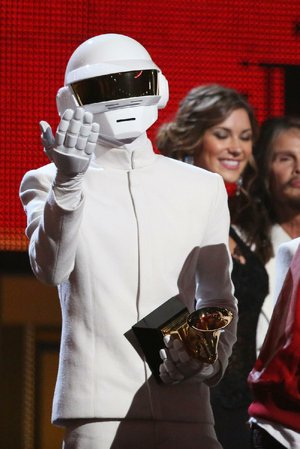 Thomas Bangalter of Daft Punk