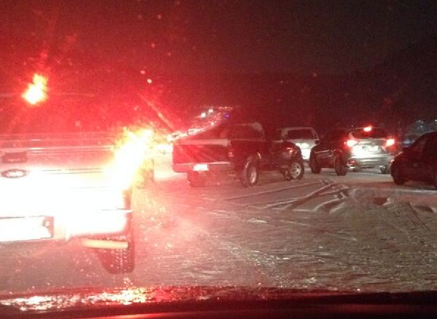 traffic-on-the-interstate-430-bridge-was-gridlocked-for-hours-after-a-snowstorm-friday-night