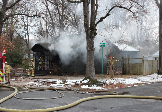 firefighters-work-to-extinguish-a-house-fire-sunday-afternoon-in-north-little-rock