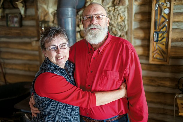 don-and-cathy-selph-have-been-married-for-42-years-they-built-a-log-cabin-on-their-ranch-in-franklin-in-izard-county-after-moving-to-arkansas-from-florida-in-1985