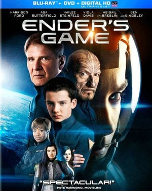 Ender's Game, directed by Gavin Hood