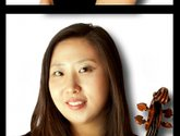 Submitted photo CONCERT PERFORMERS: Emerging professional musicians pianist Erika Tazawa and violinist Mao Omura have performed on stages worldwide.