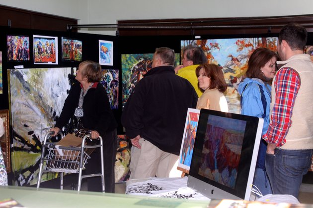 patrons-who-attend-the-delta-visual-arts-show-in-newport-on-saturday-will-have-an-opportunity-to-view-more-than-180-artists-creations-including-paintings-pottery-jewelry-and-sculptures-the-artists-are-from-the-delta-have-lived-in-the-delta-or-produce-work-with-a-delta-theme