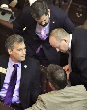 Arkansas Democrat-Gazette/BENJAMIN KRAIN --2/20/14--