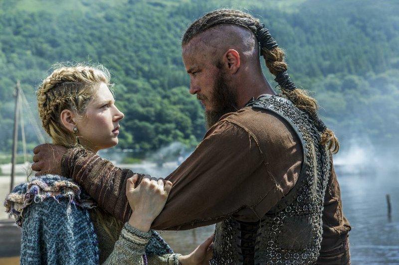 star sexe vikings scène de sexe