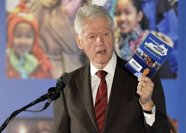 former-president-bill-clinton-speaks-to-a-group-of-supporters-during-a-fundraiser-for-democratic-senate-challenger-alison-lundergan-grimes-on-tuesday-feb-25-2014-in-louisville-ky
