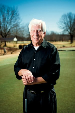 Jim House of Searcy spent years in the insurance industry before retiring and then purchasing a golf course in Searcy. He started his career in the insurance field in 1967 as a sales representative for Arkansas Blue Cross and Blue Shield and retired in 2006 as president and CEO of USAble Life.