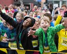 Little Rockers Kids Marathon 2014