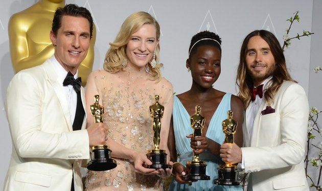 matthew-mcconaughey-from-left-holds-his-award-for-best-actor-for-his-role-in-dallas-buyers-club-cate-blanchett-holds-her-award-for-best-actress-in-blue-jasmine-lupita-nyongo-holds-her-award-for-best-supporting-actress-for-12-years-a-slave-and-jared-leto-holds-his-award-for-best-supporting-actor-in-dallas-buyers-club-in-the-press-room-during-the-oscars-at-the-dolby-theatre-on-sunday-march-2-2014-in-los-angeles
