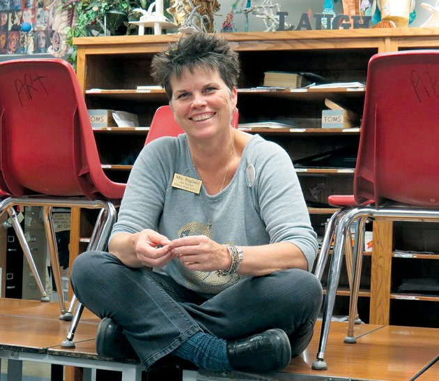 sandy-ragland-has-been-the-vilonia-high-school-art-teacher-for-31-years-she-has-been-recognized-along-with-16-other-teachers-for-exemplifying-the-highest-standards-of-the-teaching-profession-by-the-vilonia-school-district