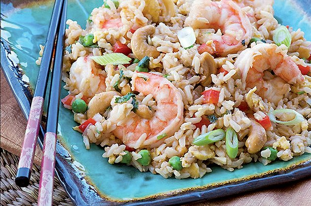 shrimp-brown-fried-rice