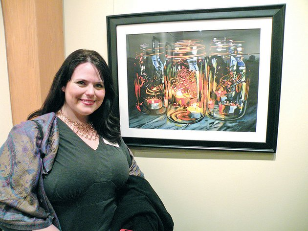 carrie-waller-of-cabot-won-the-gold-award-at-the-mid-southern-watercolorists-44th-annual-juried-exhibition-on-display-at-the-historic-arkansas-museum-in-little-rock-she-received-the-first-place-award-for-her-painting-celebration