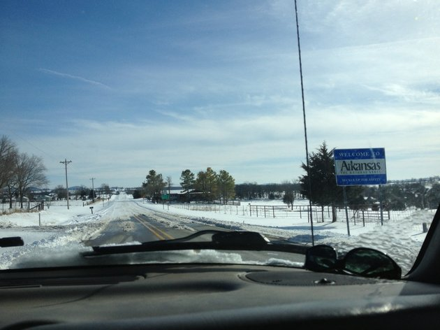 missouri-route-39-is-clear-monday-march-3-2014-while-arkansas-221-remains-icy-north-of-berryville