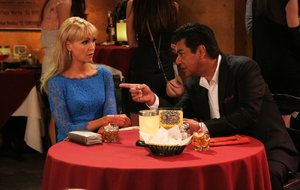 Saint George, a new adult comedy starring Jenn Lyon and George Lopez, debuts at 8 p.m. today on FX.