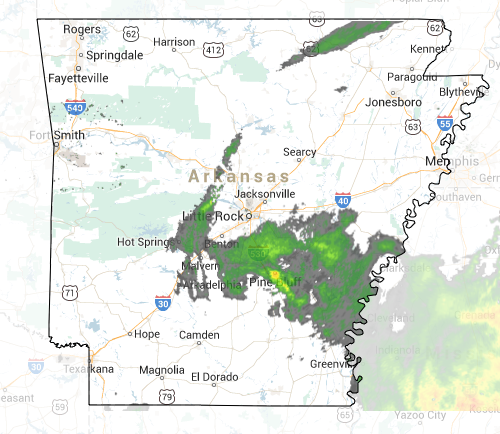 this-radar-image-from-the-arkansas-highway-and-transportation-department-shows-rain-moving-across-the-state-at-730-am-thursday-march-6-2014