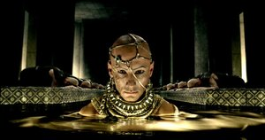The God-King Xerxes (Rodrigo Santoro) is back to cause trouble for legions of buff Greeks in 300: Rise of an Empire.