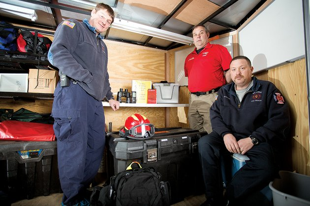 from-the-left-lt-jimmy-hoofman-assistant-chief-kc-williams-and-chief-keith-hillman-of-the-vilonia-fire-department-said-the-mobile-command-unit-for-disasters-is-organized-and-ready-to-go-for-any-situation-including-a-tornado-flood-earthquake-or-missing-child