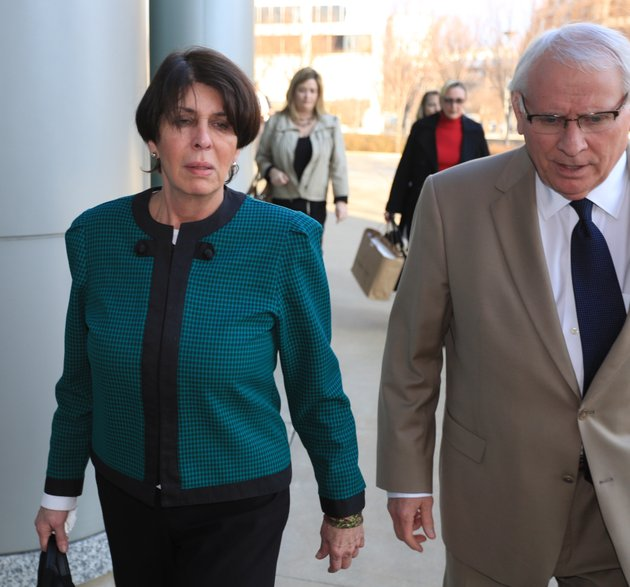 martha-shoffner-former-state-treasurer-leaves-with-her-attorney-charles-chuck-banks-after-she-was-found-guilty-in-her-bribery-and-extortion-trial-at-the-federal-courthouse-in-little-rock-tuesday