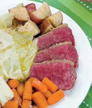 Corned beef and cabbage is one of the most delicious and satisfying homestyle main dishes I know.