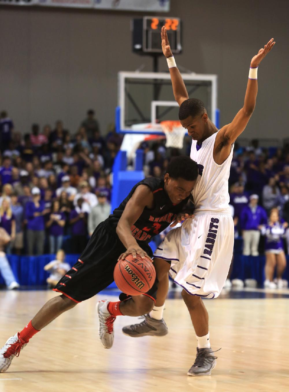 4a boys brookland toughs it out to the end