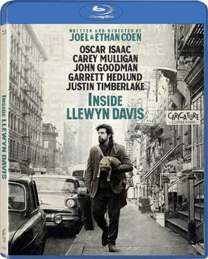 Inside Llewyn Davis, directed by Joel and Ethan Coen