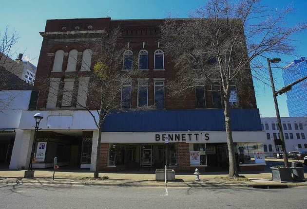 bennetts-military-supplies-is-moving-from-302-main-st-to-608-main-st-in-little-rock-bennetts-owner-sheree-meyer-said-she-hopes-the-store-will-be-in-its-new-quarters-by-april-1
