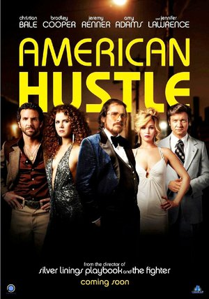 American Hustle, directed by David O. Russell