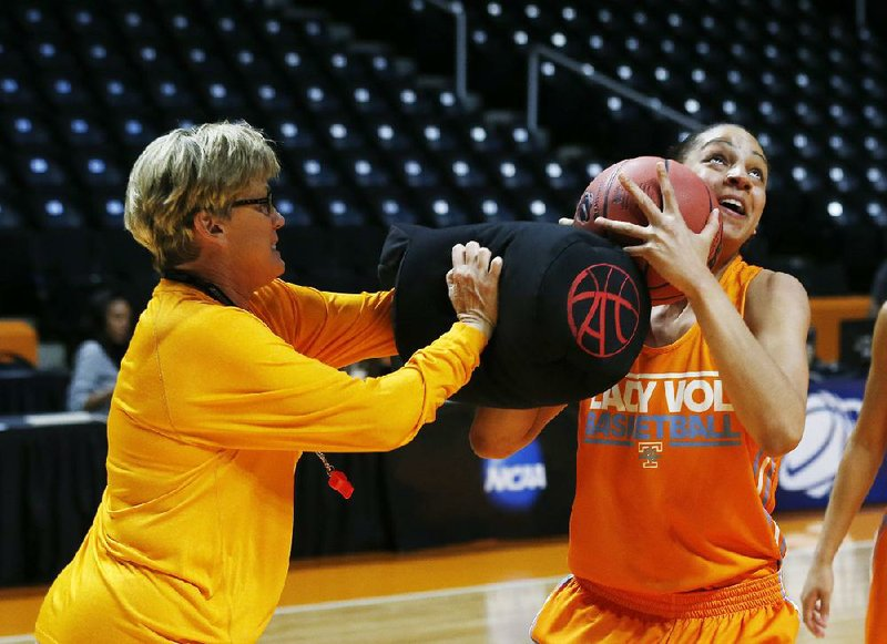 Lady Vols out to protect turf