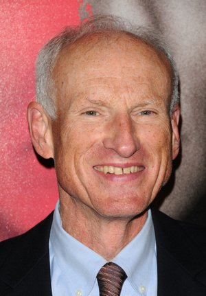 "In this Nov. 4, 2009 file photo, actor James Rebhorn attends the premiere of ""The Box"", in New York. Rebhorn's agent, Dianne Busch, said Sunday, March 23, 2014, that the actor passed away Friday at his home in New Jersey. He was 65."