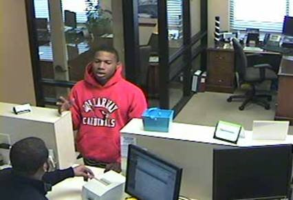 little-rock-police-department-officials-say-the-man-pictured-robbed-the-iberia-bank-branch-at-4900-w-markham-st-about-4-pm-monday-march-24-2014-hes-described-as-a-young-black-male-wearing-red-hooded-sweatshirt