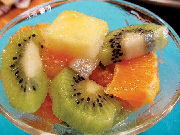 this-fruit-salad-with-pineapple-cutie-oranges-and-kiwi-in-a-dressing-highlighting-lime-and-ginger-serves-as-a-perfect-entry-to-spring-even-if-there-are-still-a-few-cool-days-ahead